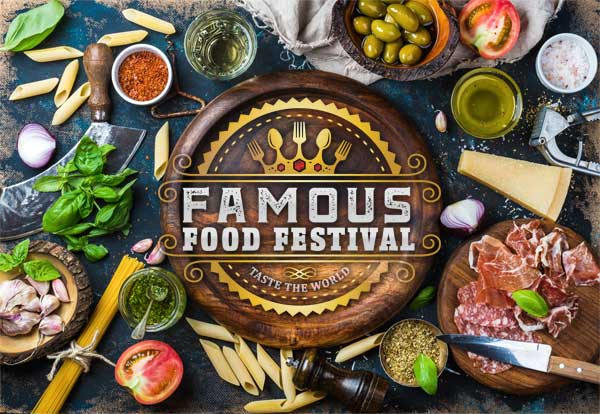famous food festival about