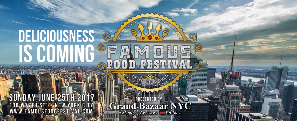 famous food festival nyc