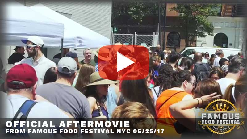 Famous Food Festival Aftermovie