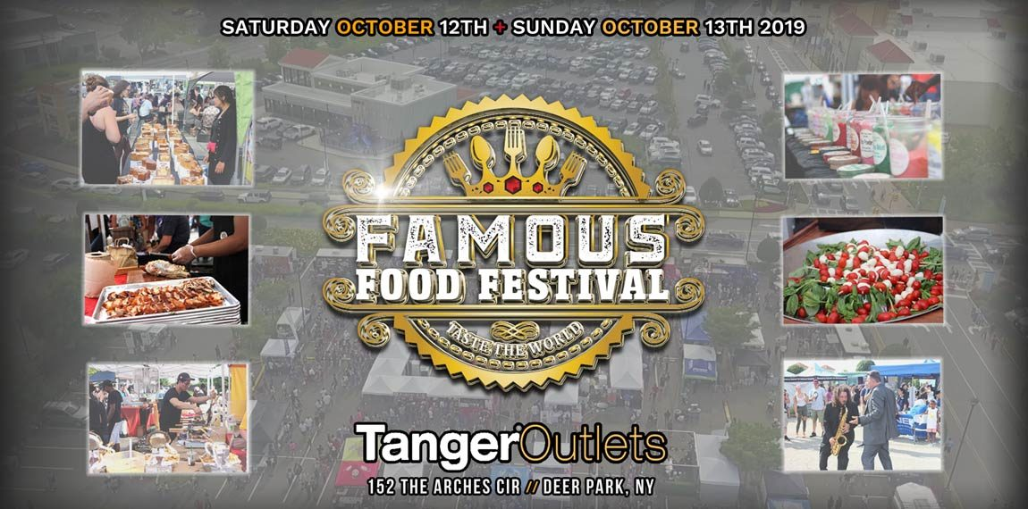 long island food festival oct 2019