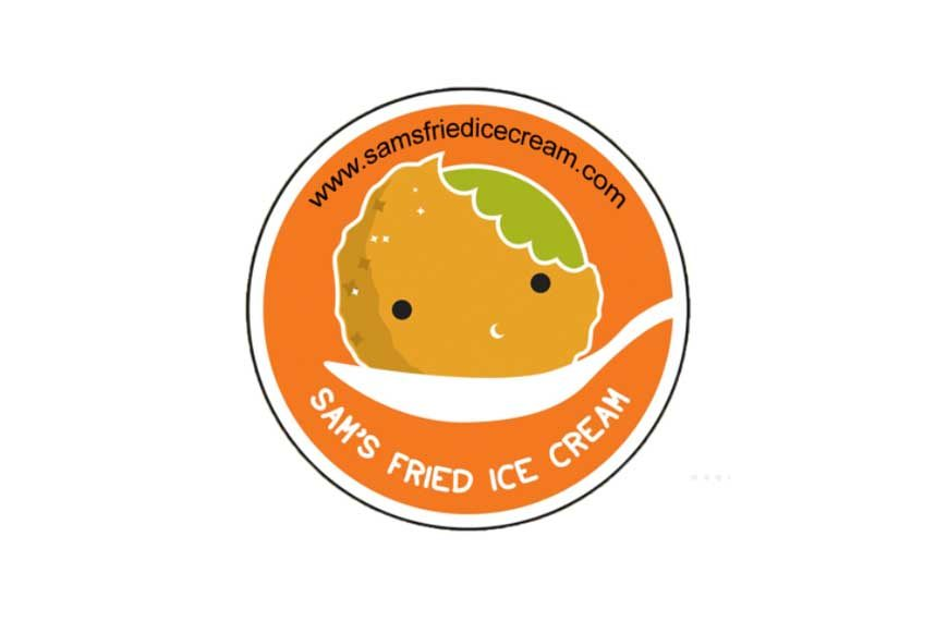 sam's fried ice cream