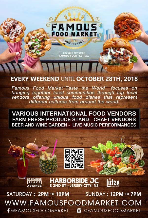 Famous Food Market
