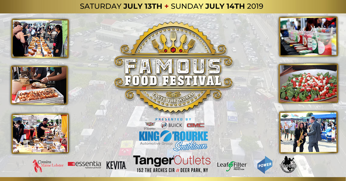 Famous Food Festival 2019
