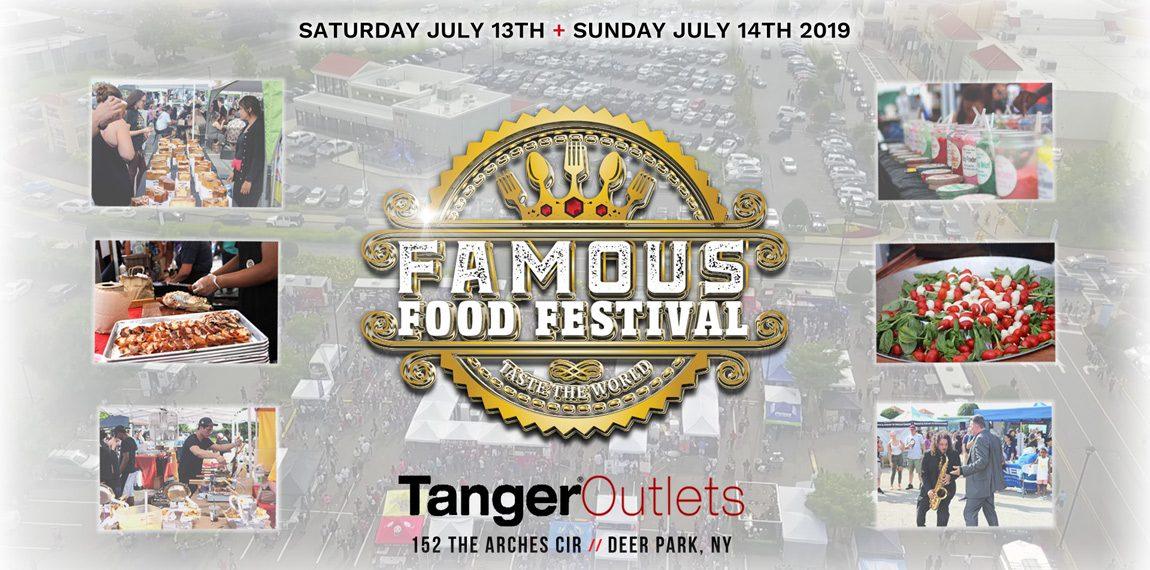 long island food festival july 2019