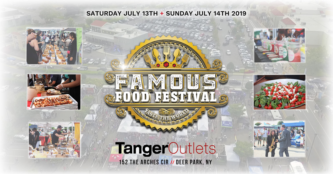 long island food festival july 2019