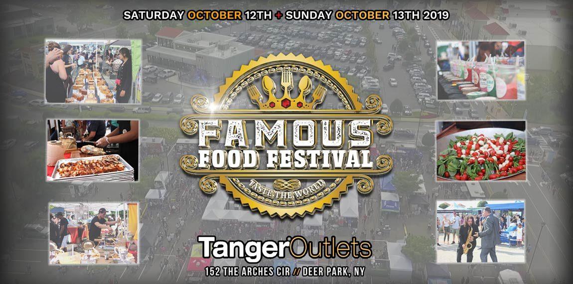 long island food festival oct 2019