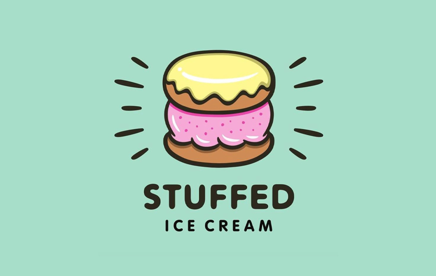 Stuffed Ice Cream