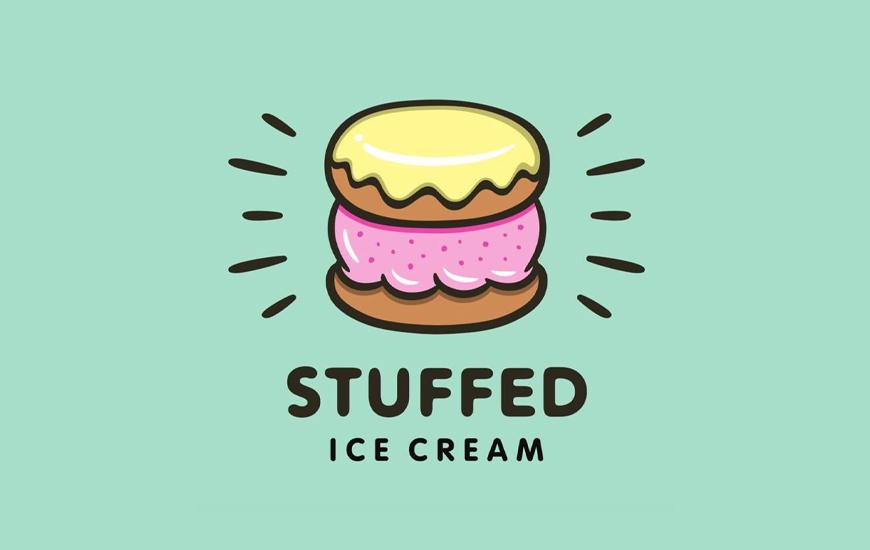 Stuffed Ice Cream
