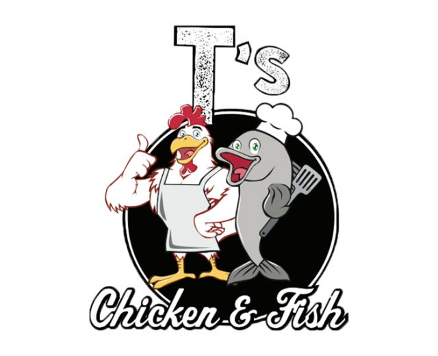 t's chicken & fish