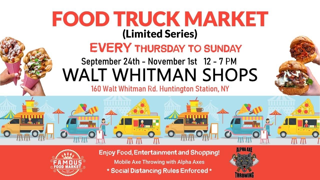 famous food truck market